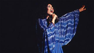 Donna Summer performing live