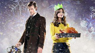 Doctor Who Christmas Cards.Bbc Latest News Doctor Who Doctor Who The Christmas Cards