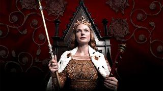 Rebecca Ferguson in the BBC drama The White Queen, 2013