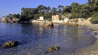 French seaside