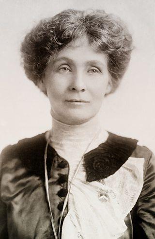 Emmeline (Emily) Pankhurst
