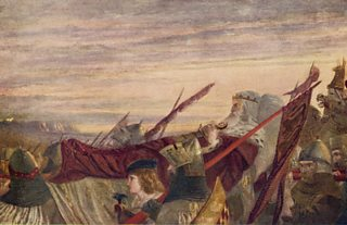 The death of Edward I