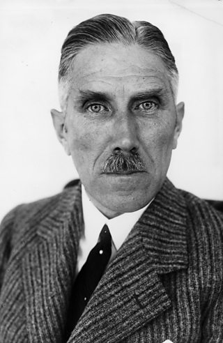 German Chancellor Franz von Papen