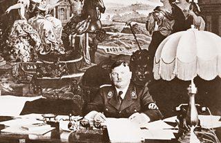 SA leader Ernst Röhm was in charge of Hitler's storm troops