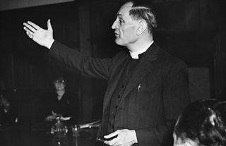 Pastor Martin Neimoller