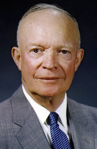 Dwight David 'Ike' Eisenhower