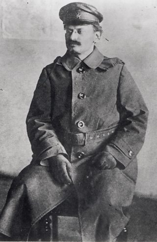 Leon Trotsk