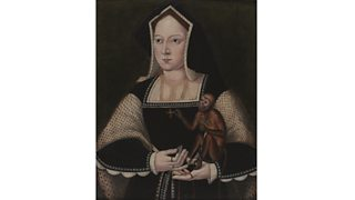 Portrait of Queen Catherine of Aragon (early 1530s)