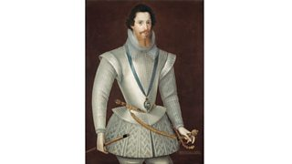 Portrait of Robert Devereux, 2nd Earl of Essex (late 16th century)
