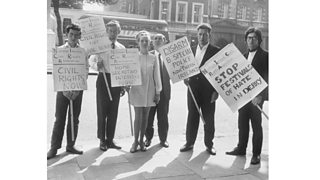 Northern Ireland Civil Rights Association was formed