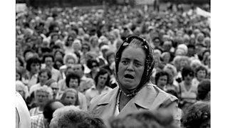 1976 Peace Rally