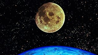 The Moon is the Earth's natural satellite