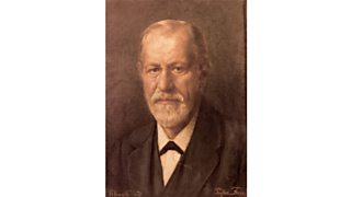 A  portrait of Sigmund Freud