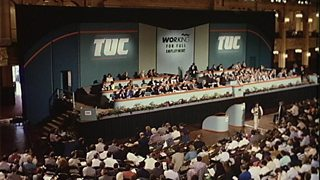 Trade Union Conference general meeting in 1992
