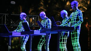 Kraftwerk at Coachella Valley Music and Arts Festival