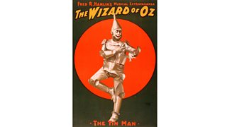 The Wizard of Oz theatre poster