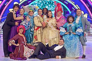 BBC Blogs - CBeebies Grown-ups - Behind the Scenes with Strictly