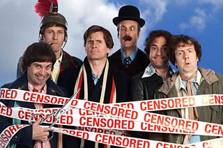 Bbc Blogs Tv Blog Holy Flying Circus Making A Drama Of Monty Python