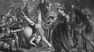 William Walworth attacking Wat Tyler