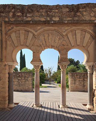 Madinat al Zahra palace