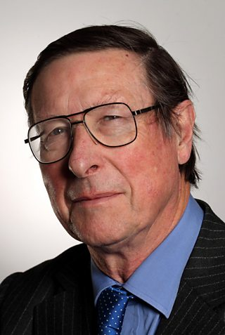 BBC - Sir Max Hastings introduces the Great War Interviews