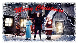 Doctor Who Christmas Cards.Bbc Latest News Doctor Who Last Christmas Cards