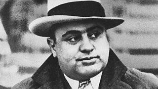 A photo of Al Capone