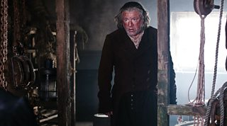 Magwitch returns after many years in Australia
