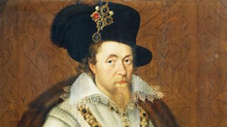 James I (and VI of Scotland)