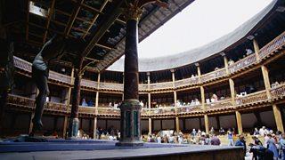 The Globe theatre London