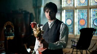 Arthur Kipps finds the nursery and some old Victorian toys