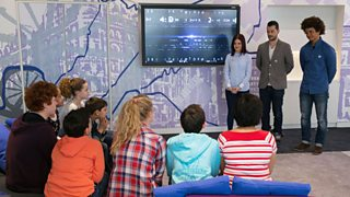 BBC Blogs - About the BBC - Blue Peter Project Petra: Making