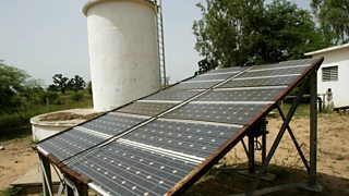 a study of the benefits of solar energy for rural areas Most types of solar cell require large areas of land to achieve average efficiency  which is suitable for the rural areas in india it can also be used in cars .