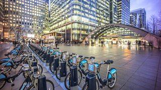 Bike sharing scheme