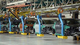 Longbridge car manufacture, Birmingham