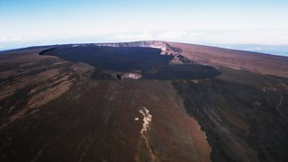 Mauna Loa is a shield volcano