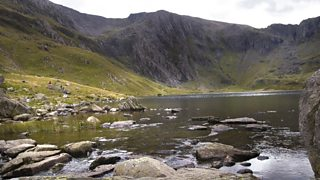View of Cwm Idwal