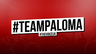 BBC One - The Voice UK, Series 5 - Heather Cameron-Hayes