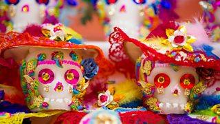 Mexican Candy Skulls