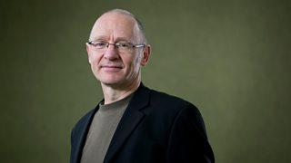 Writer James Robertson