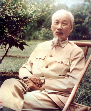Photo of Ho Chi Minh