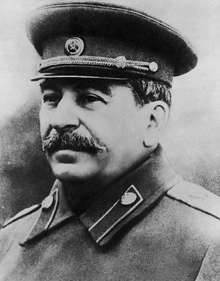 Portrait of Joseph Stalin