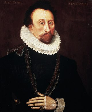 Portrait of Sir John Hawkins