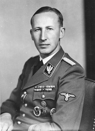 Portrait of Reinhard Heydrich