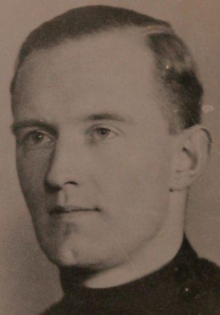 William Joyce (1906-46) nicknamed Lord Haw-Haw
