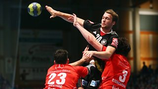 German National Handball Team v MT Melsungen