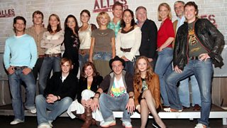 RTL Introduces The Cast of New Prime Time Soap 'Alles was Zählt' - August 18, 2006