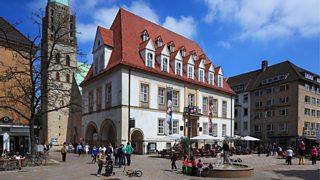 Bielefeld town