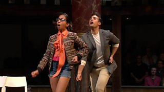 BBC - Shakespeare Lives - Bollywood, Banjoleles, Ballads and Beyonce