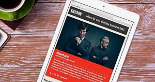 BBC One - Sherlock, Series 3, Sherlock Mini Episode - Many Happy Returns